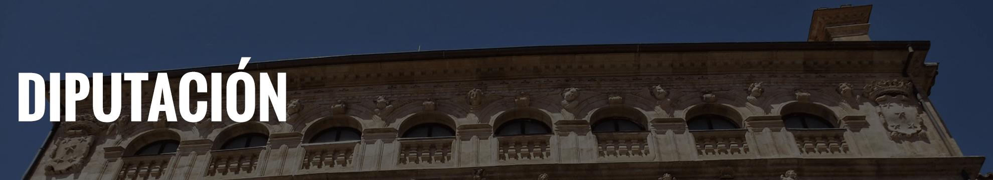 Cabecera Diputación de Salamanca