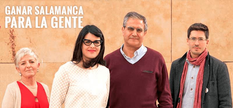 Ganemos Salamanca para la gente