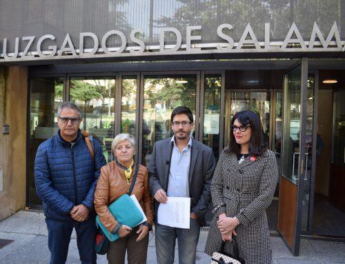 Ganemos denuncia en el juzgado que PP-Cs impiden la transparencia y el control municipal