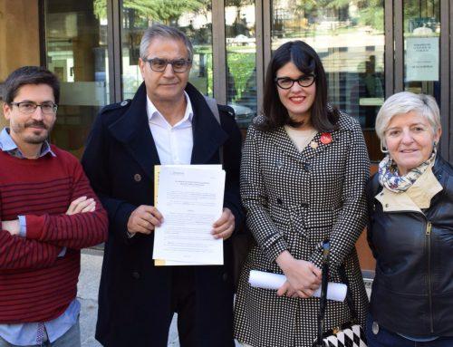 Ganemos denuncia por prevaricación al alcalde Mañueco, a dos concejales y al jefe de la Policía Local