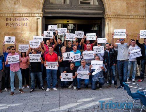 Pleno provincial 9/2017: Stop Uranio, contaminación y apoyo a entidades menores