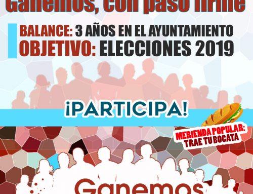 VI Asamblea Ciudadana de Ganemos Salamanca