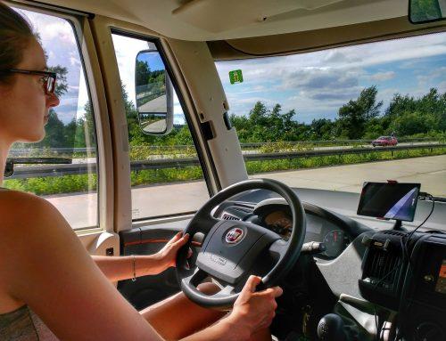 Ganemos propone promover el turismo de autocaravanas en la provincia