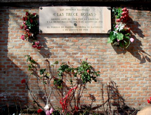 Las 13 Rosas, Las SinSombrero o Las Constituyentes merecen su calle en Salamanca