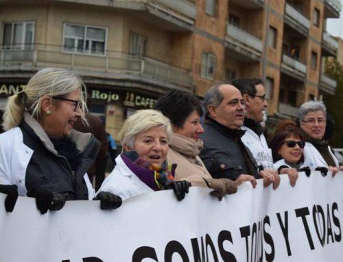 Listas de espera, cierre de camas, hospital en construcción… ¡Vuelve la Marea Blanca a Salamanca!