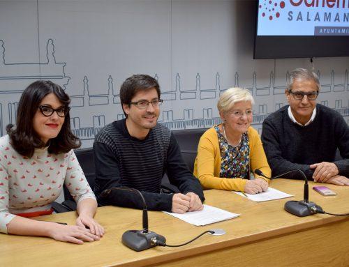 El grupo municipal Ganemos Salamanca defiende la unidad y el consenso