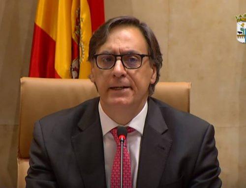 El alcalde Carbayo (PP) utiliza fondos municipales para sus fines electoralistas