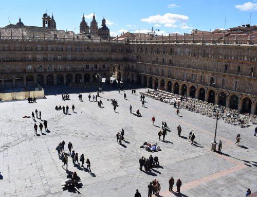 """""""Más ciudad, más futuro y más oportunidades"""" en el Presupuesto Municipal diseñado por Ganemos Salamanca"""