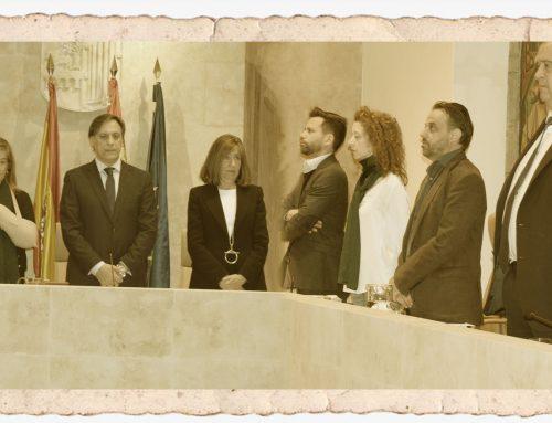 """Pleno Extra: 4/2019: El Ayuntamiento aprueba """"los últimos presupuesto de una etapa caduca"""" (la de PP y Ciudadanos)"""