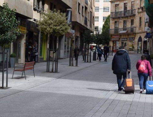 Pleno provincial 4/2019 La Diputación pondrá recursos para facilitar el retorno de personas emigrantes a Salamanca, a iniciativa de Ganemos