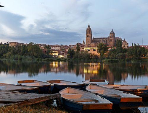 """El Plan de Infraestructura Verde """"llega 5 años tarde"""" a Salamanca y excluye la participación vecinal"""